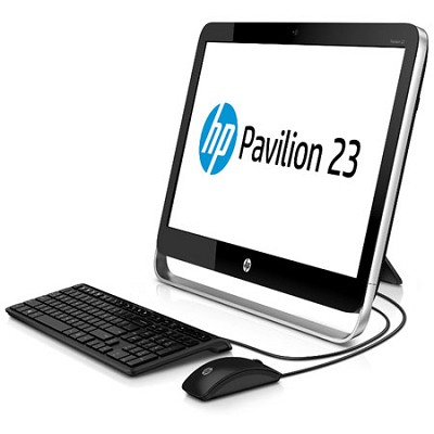 23` Pavilion 23-g110 All-in-One - AMD Quad-Core A6-5200 Accelerated Processor