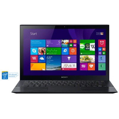 Pro 13 SVP13223CXB 13.3` Touchscreen Black Ultrabook - Intel Core i5-4200U Proc.