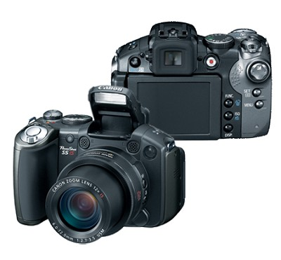 PowerShot S5 IS Digital Camera