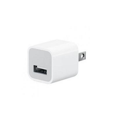 USB AC Power Adapter, White