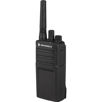 RMU2080 On-Site 8 Channel UHF Two-Way Business Radio with NOAA - Black