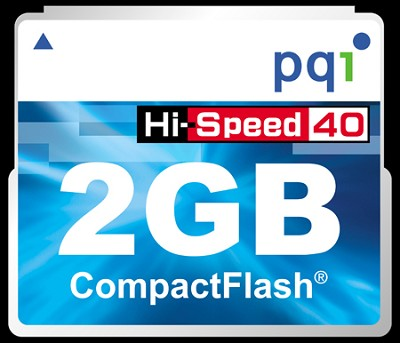 2GB Compact Flash Memory Card ( A Necessity)