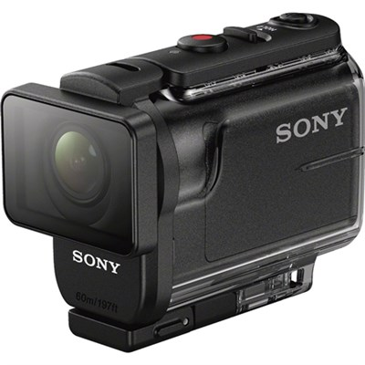 HDR-AS50/B Full HD Action Cam - OPEN BOX