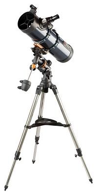 31045 AstroMaster 130 EQ Reflector Telescope