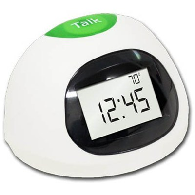 Talking Alarm Clock with Temperature (DF-83)