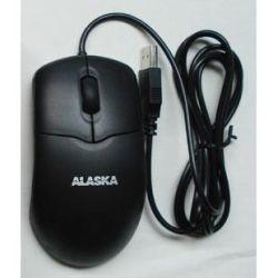 USB Optical Mouse 1000dpi Black