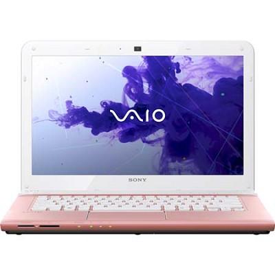 VAIO 14.0` SVE14116FXP Notebook PC - Intel Core i5-2450M Processor