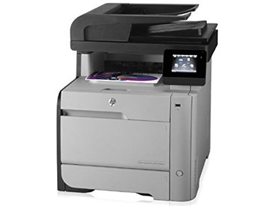 M476nw Wireless Color Laser Multifunction Printer - USED