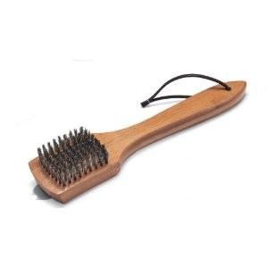 12 inch Bamboo Grill Brush