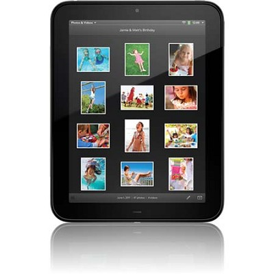 TouchPad 9.7` 16 GB Tablet Computer with 1 GB Memory
