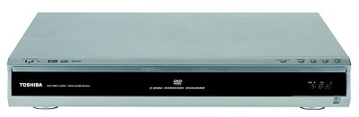 SD-6915 - 5 Disc Carousel Progressive Scan DVD Player w/ DVD-A, SACD