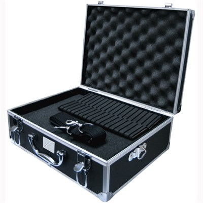 XT-HC20 Small Hard Photographic Equipment Case w/Handle (Black) - OPEN BOX