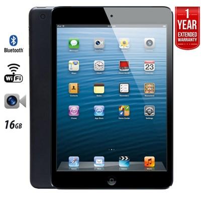 iPad Mini 4 16GB Black Wifi + 1 Year Extended warranty  (Certified Refurbished)