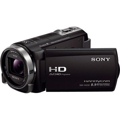 HDR-CX430V 32GB Full HD Flash Memory Camcorder - OPEN BOX
