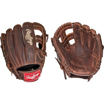 Heart of the Hide Solid Core 11.25 in Infielder Baseball Glove, Right Hand Throw
