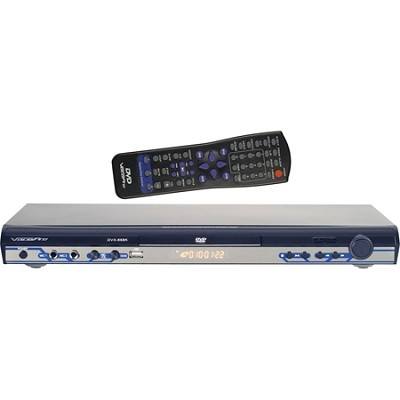 DVX-668K Multi-Format USB/DVD/CD+G Karaoke Player