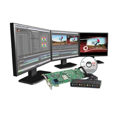 RTX2 DV & HDV Editing Platform