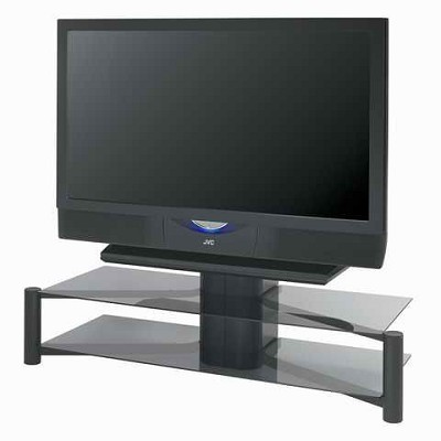 RKCILA5B (Black) Matching swivel stand for JVC or 52` and 61` HD-ILA TVs