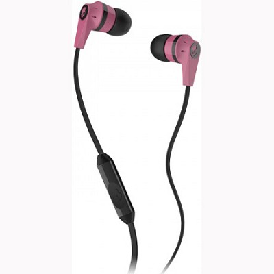 Ink'd 2.0 with Mic (Pink/Black)(S2IKDY-133)