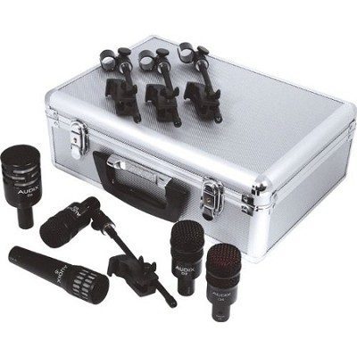 DP 5A 5-Piece Drum Mic Kit