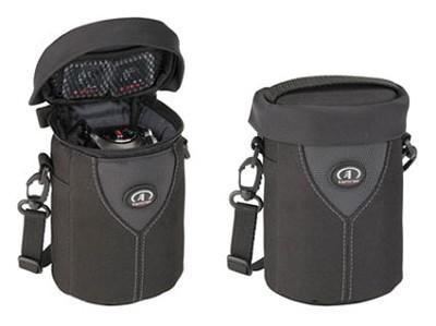 3392 Aero 92 Compact Camcorder/Camera Bag (Black/Gray)