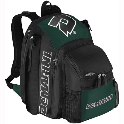 Voodoo Baseball Gearbag Backpack - Dark Green