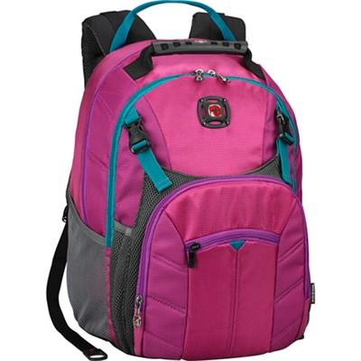 SwissGear Sherpa 16`  Backpack - Magenta/Teal