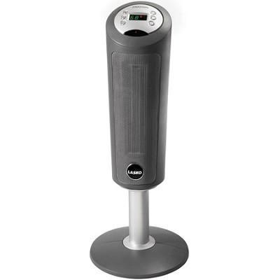 5365 Ceramic Pedestal Heater with Remote Control