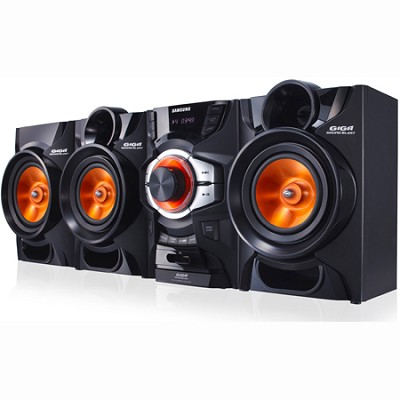 MX-E650 260 Watts Shelf Stereo System