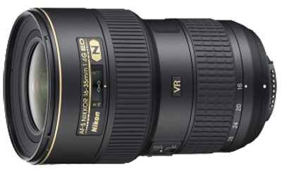 16-35mm f/4G ED-VR AF-S Wide-Angle Zoom Lens With Nikon USA Warranty