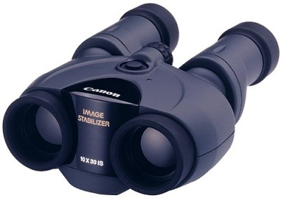 Canon 10 x 30 Water-Resistant Binoculars with Image Stabilizer