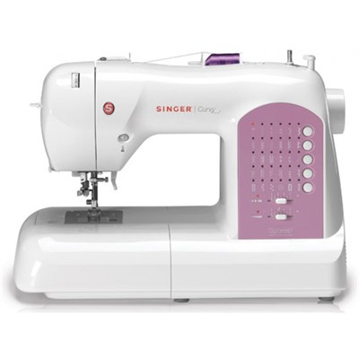 8763 Curvy Computerized Sewing Machine - Certified Refurbished