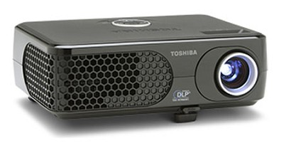 TDP-SP1U DLP Mobile Projector - 2200 ANSI lumens Brightness - OPEN BOX