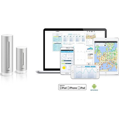 Weather Station for iOS and Android Smartphones - NWS01-US