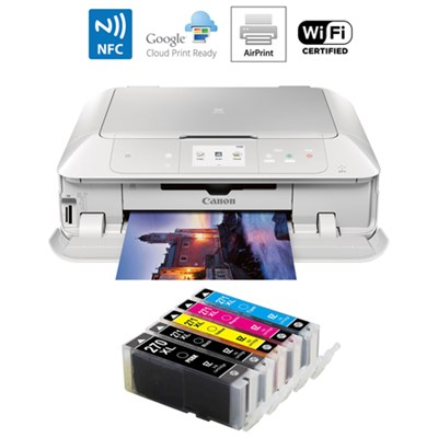 MG7720 Printer Scanner & Copier w/ Airprint & Cloud Print w/ Ink Cartridge