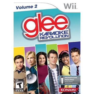 Karaoke Revolution Glee: Volume 2 for Nintendo Wii