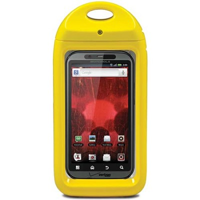 Waterproof Smartphone Device Case Series 100 - Yellow