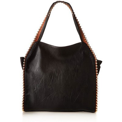 Grayson Shoulder Bag - Black