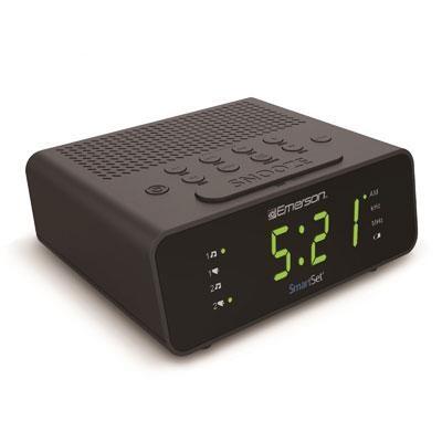 SmartSet Alarm Clock Radio (CKS1800)