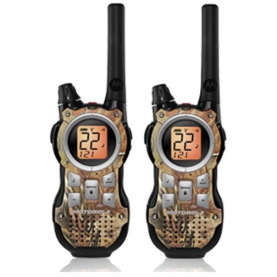 MR355R - 35-Mile Range 22-Channel FRS/GMRS Two-Way Radio (Pair)