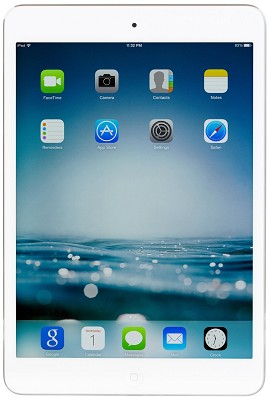 iPad mini with Retina Display 32GB, Wi-Fi, 7.9in - Silver (Open Box)