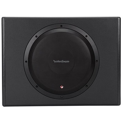P300-12 Punch 300 Watt Powered Loaded 12-Inch Subwoofer Enclosure
