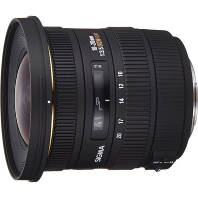 10-20mm F3.5 EX DC HSM Lens for Sony