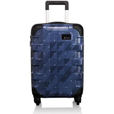T-Tech International Carry On (57820)(Indigo Check)