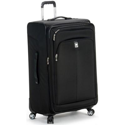 delsey helium ultimate 29 inch expandable spinner suiter trolley black 22949bk. Black Bedroom Furniture Sets. Home Design Ideas