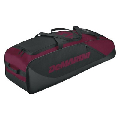 D-Team Bat Bag, Maroon WTD9404MA