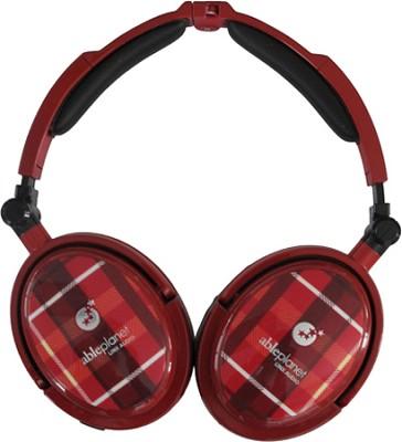 XNC230R Extreme Foldable ANC Headphone (Red)