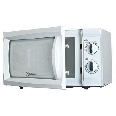W 0.6 Cu Ft Microwave White