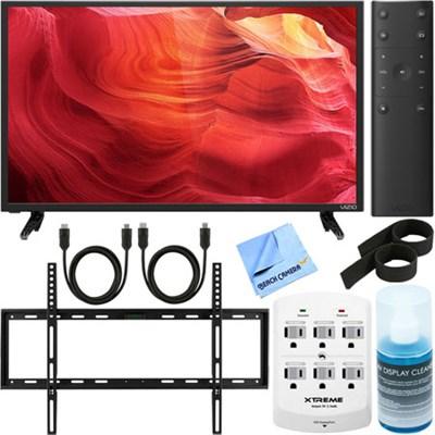 E55-D0 - 55-Inch 120Hz SmartCast E-Series LED HDTV + Ultimate Wall Mount Bundle