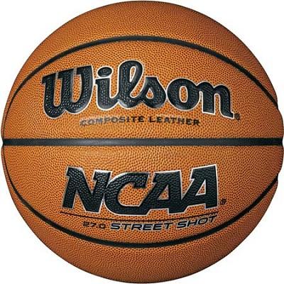 NCAA Street Shot 27` Basketball